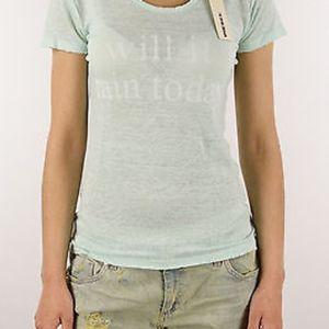 DIESEL mint womens tshirt XS S